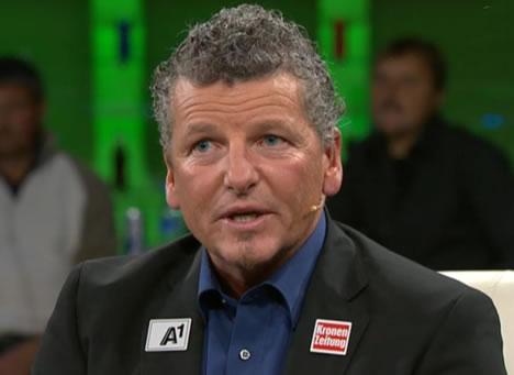 ÖSV Herren Cheftrainer Mathias Berthold