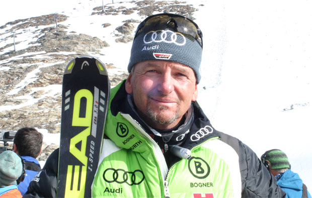 © Walter Schmid (TV-Sport) / DSV Herren Trainer Mathias Berthold