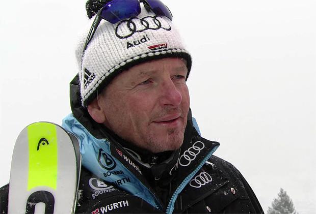 DSV Herren Cheftrainer Mathias Berthold