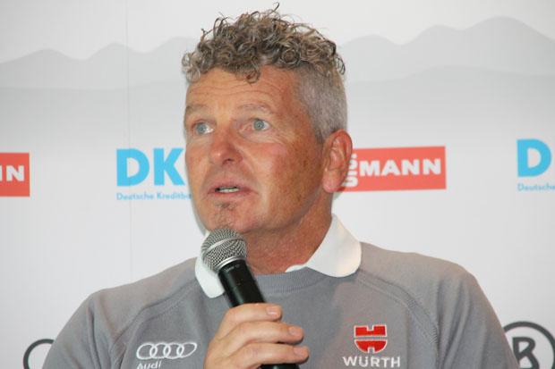 """Mathias Berthold: """"Der Weltcupauftakt in Sölden ist gerade in diesem Jahr ein sehr wichtiges Rennen. """"(Foto: Skiweltcup.TV / Mathias Berthold)"""