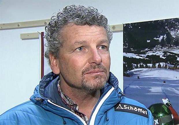 DSV Herren Bundestrainer Mathias Berthold