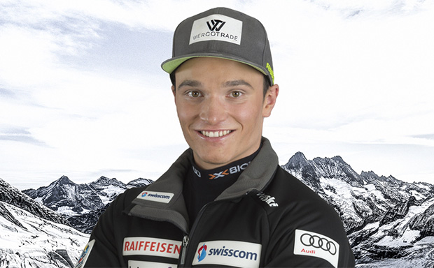 Sieg für Semyel Bissig beim 1. Europacup-Riesentorlauf von Folgaria