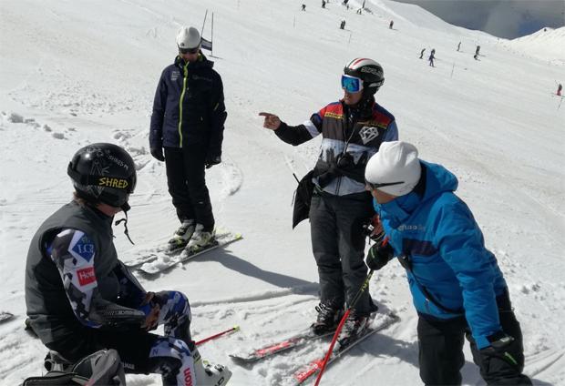 Max Blardone ist mit dem Team Gut in Neuseeland im Einsatz (© Foto: maxblardone.com)