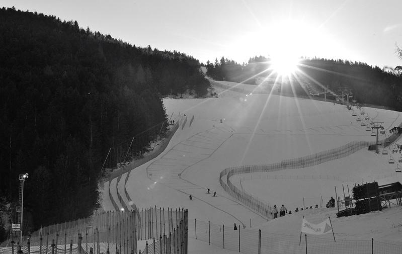 © Bormioonline.com / Die Stelvio in Bormio ist bereit für ein großes Rennen