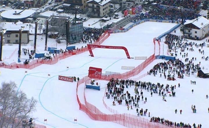 Ski Weltcup Bormio 2013