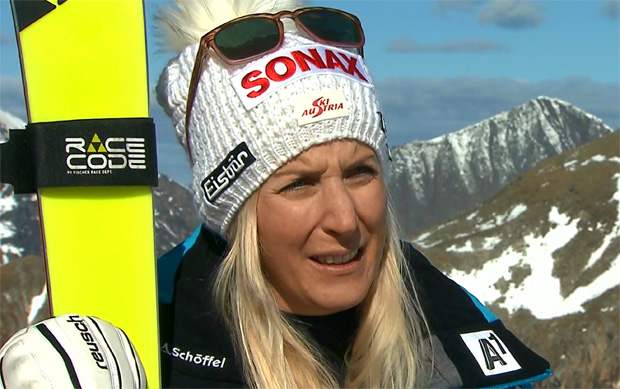 Eva Maria Brem hofft auf Olympia