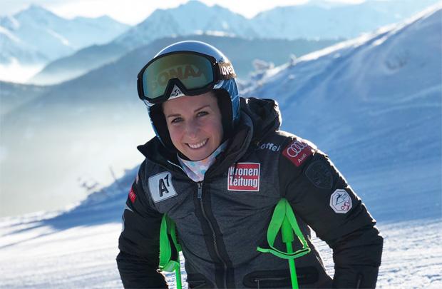 Eva-Maria Brem will wieder Skiweltcup-Rennen gewinnen