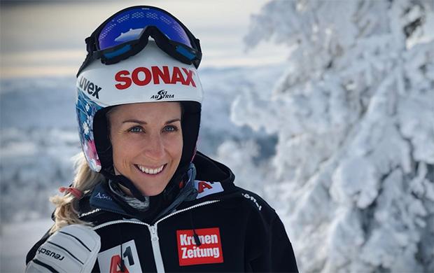 Skiweltcup.TV kurz nachgefragt: Heute Eva-Maria Brem (Foto: © Eva-Maria Brem / privat)