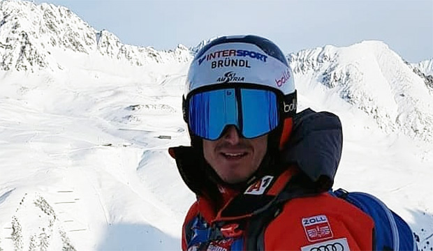 Stefan Brennsteiner gibt nicht auf und hofft auch eine verletzungsfreie Ski Weltcup Saison (Foto: Stefan Brennsteiner / instagram)