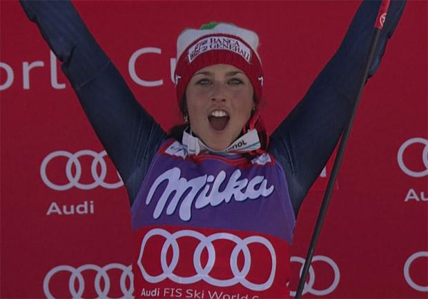 Toller Triumph für Federica Brignone beim ersten Riesentorlauf der Saison in Sölden