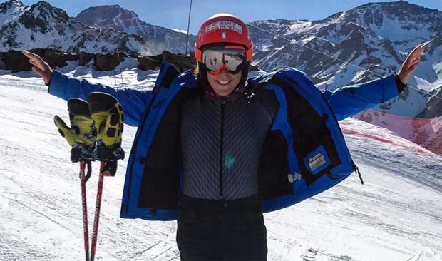 Federica Brignone bleibt bis zum 15. September in Valle Nevado  (Foto: Federica Brignone / Facebook)