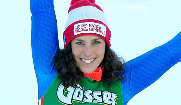 Federica Brignone gewinnt Riesenslalom in Lienz