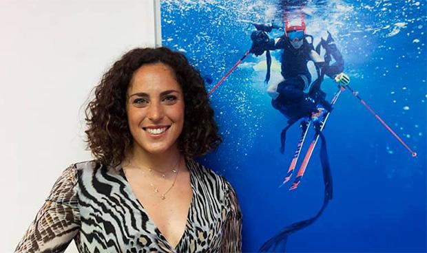 Federica Brignone setzt sich für den Umweltschutz ein (© Foto: Federica Brignone / Facebook)