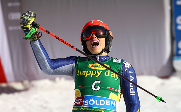 """Federica Brignone im Skiweltcup.TV-Interview: """"Ich möchte bei jedem Rennen 100 Prozent geben!"""" (© Archivo FISI/ Pentaphoto/ Alessandro Trovati)"""