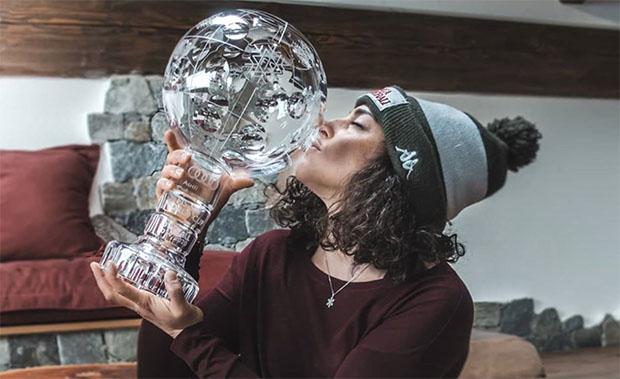 Geburtstagskind Federica Brignone lebt den Traum ihres Lebens (Foto: © Federica Brignone / Instagram)