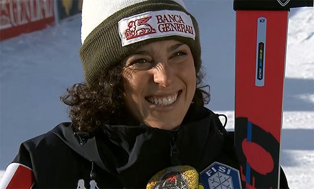 Federica Brignone möchte in Peking zweite Olympische Medaille gewinnen