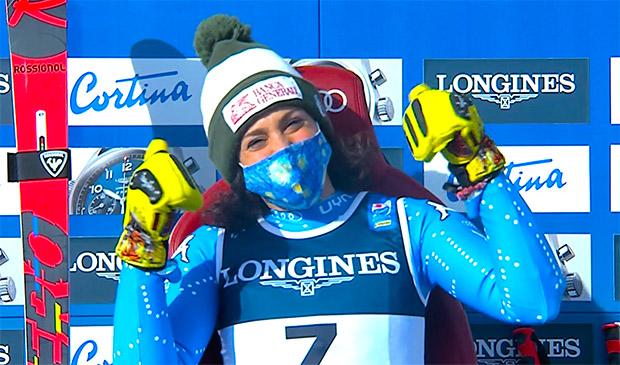 Federica Brignone ist Italienische Meisterin im Slalom