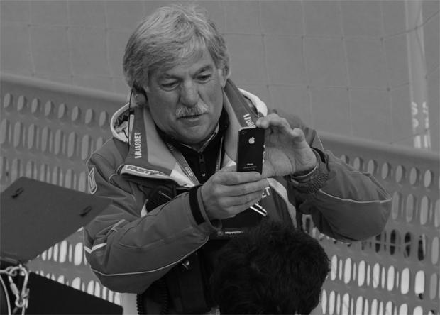 Robert Brunner ist im Alter von 64 Jahren verstorben. (Pentaphoto/Elvis Piazzi)