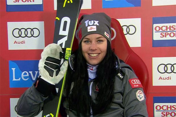 Stephanie Brunner beste Österreicherin beim Weltcupauftakt in Levi
