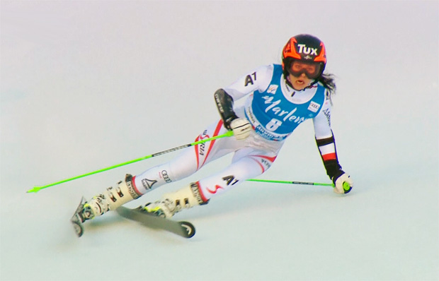 ÖSV NEWS: Stephanie Brunner beste ÖSV-Läuferin am Kronplatz