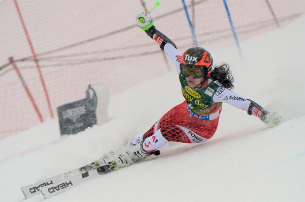 © Ch. Einecke (CEPIX) / Stephanie Brunner beste Österreicherin beim Riesenslalom-Auftakt in Sölden