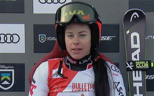 ÖSV NEWS: Erstes Podium für Stephanie Brunner