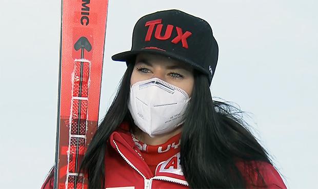Stephanie Brunner freut sich auf die Rennen in Kranjska Gora