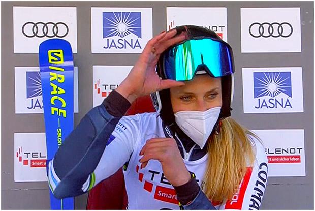 Ana Bucik will in Åre die Leistungen von Jasná bestätigen