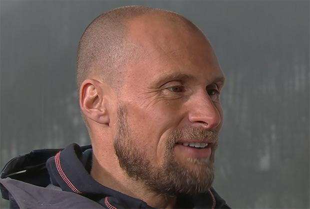 Marco Büchel avanciert am Samstag zum Bergläufer