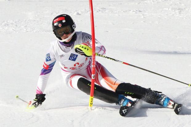 © Gerwig Löffelholz / Rebecca Bühler möchte bald in die Top-30 im Weltcup fahren