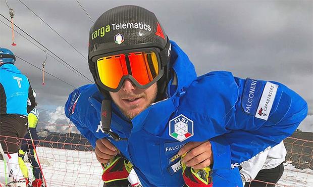 Emanuele Buzzi kann auf eine erfolgreiche Comeback-Saison zurückblicken (© Emanuele Buzzi / instagram)