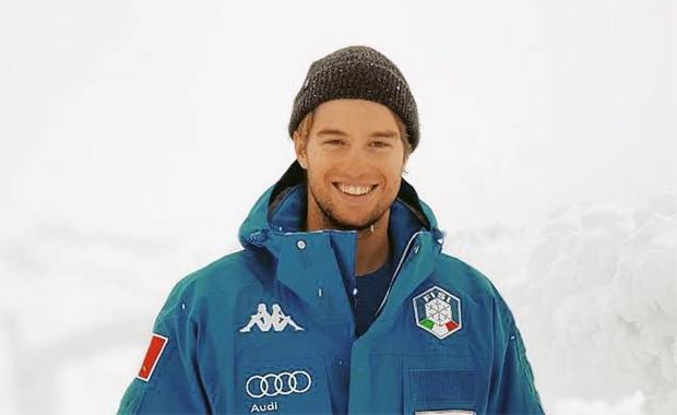 Überraschungsmann Pietro Canzio holt sich Slalom-Italienmeistertitel 2019