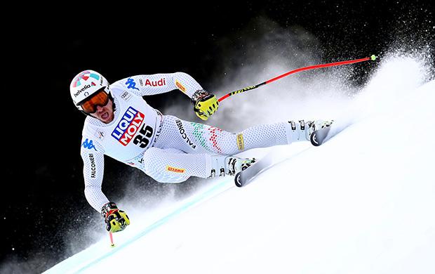 Mattia Casse schafft im Sommer die Basis für einen erfolgreichen Winter (© Arichivo FISI/Pentaphoto/Alessandro Trovati)