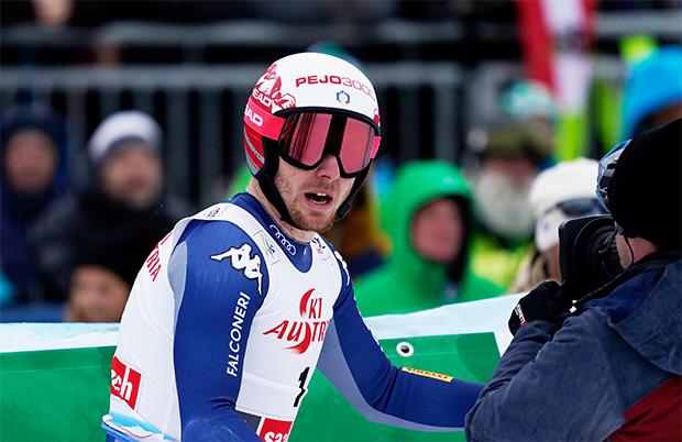 Skiweltcup.TV kurz nachgefragt: Heute mit Mattia Casse (Foto: © Archivio FISI / Gio Auletta / Pentaphoto)