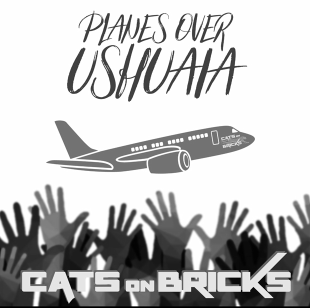 """Planes over Ushuaia"" feat. Zach Alpin by ""Cats on Bricks"" (Radio Edit)"