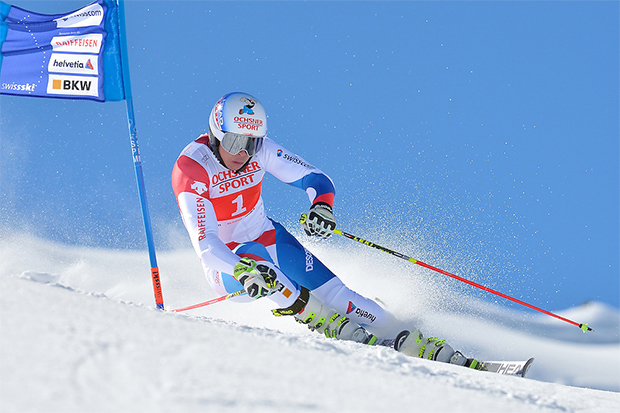 Gino Caviezel / © Swiss-Ski.ch