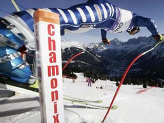 1. Abfahrtstraining der Herren in Chamonix vorzeitig abgesagt