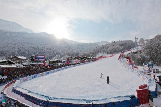 © chamonixworldcup.com / Chamonix bestätigt den Weg in Richtung WM 2023