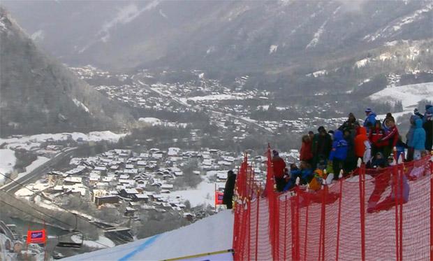 Das nächste Weltcuprennen in Chamonix wird im Februar 2020 stattfinden