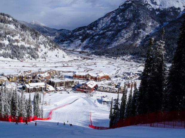 Speed-Teams sorgen für Hochbetrieb in Copper Mountain (Foto: © Dominique Pittet, Swiss-Ski)