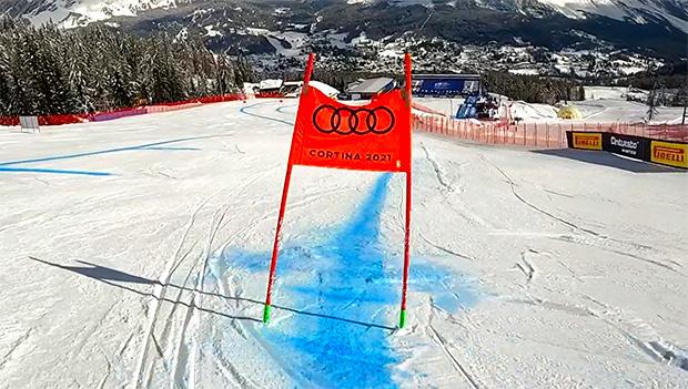 Ski WM 2021: Am Mittwoch keine WM-Rennen in Cortina - Aktualisiertes Programm für die Ski-WM in Cortina 2021