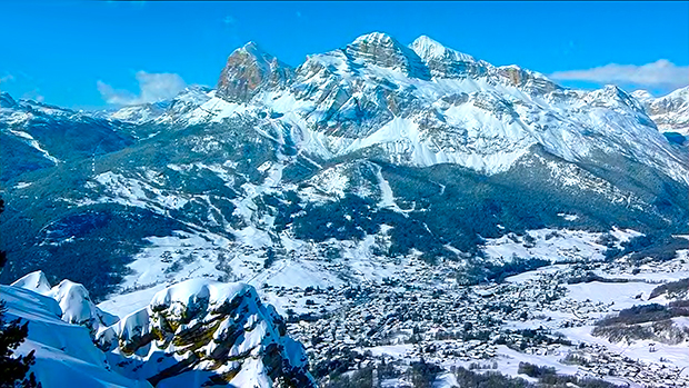 Ski-WM 2021: Wie wird das WM-Wetter in Cortina d'Ampezzo?