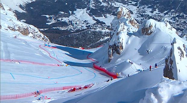 Ski WM 2021: Abfahrt der Herren in Cortina d'Ampezzo, Vorbericht, Startliste und Liveticker - Startzeit: 11.00 Uhr
