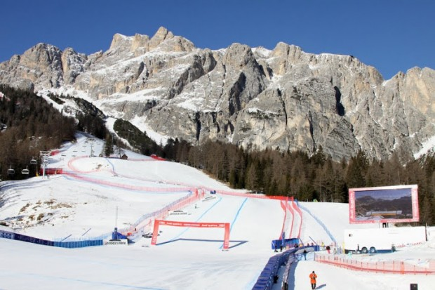 © Gerwig Löffelholz  /  LIVE: 2. Abfahrtstraining der Damen in Cortina d'Ampezzo, Vorbericht, Startliste und Liveticker