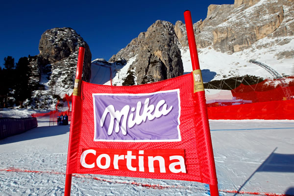 © Kraft Foods  /  Cortina d'Ampezzo (ITA)