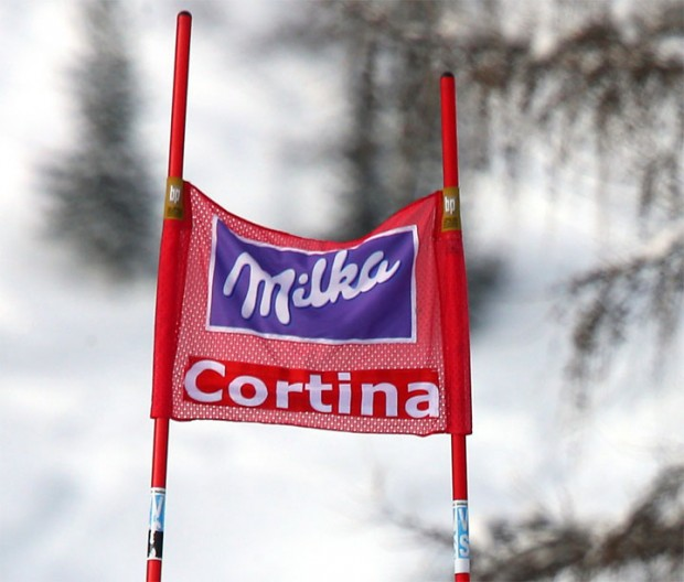 © Kraft Foods / 2. Abfahrt der Damen in Cortina d'Ampezzo ABGESAGT