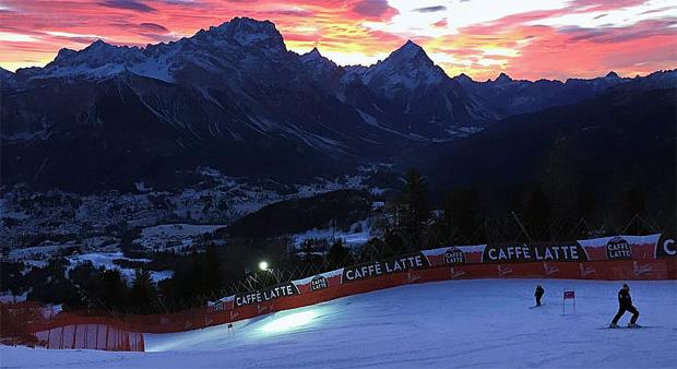 Cortina d'Ampezzo erhält offiziellen Zuschlag für die SKI WM 2021