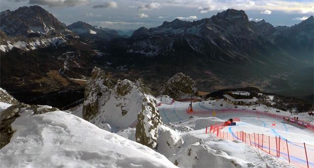 LIVE: Abfahrt der Damen in Cortina d'Ampezzo - Vorbericht, Startliste und Liveticker