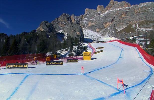 Ski Weltcup Finale in Cortina d'Ampezzo rückt in greifbare Nähe