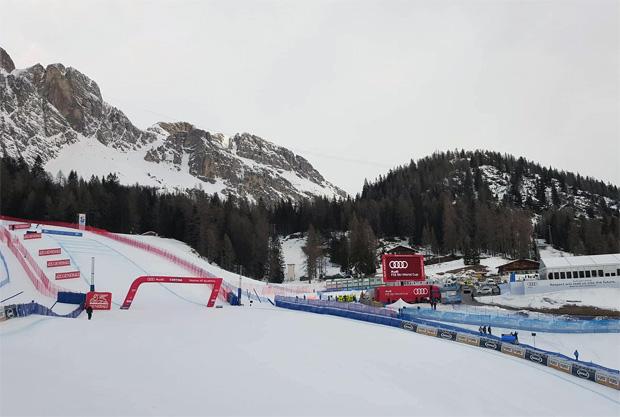 Ski Weltcup Finale 2019/20 in Cortina wird wohl vor leeren Tribünen stattfinden (Foto: © Ch. Einecke (CEPIX))